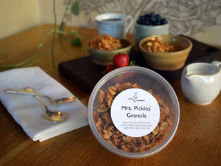 Mrs. Pickles Granola